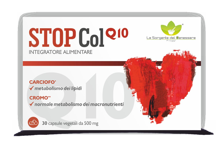 STOPCOL Q10