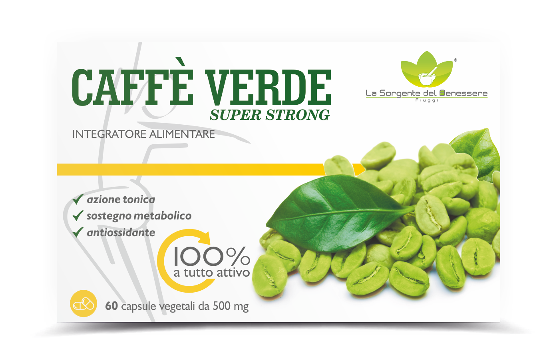 CAFFÈ VERDE SUPER STRONG
