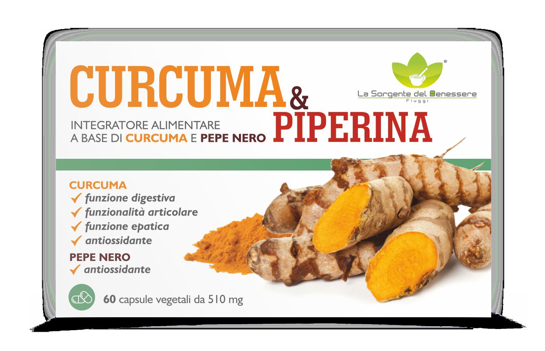 CURCUMA & PIPERINA