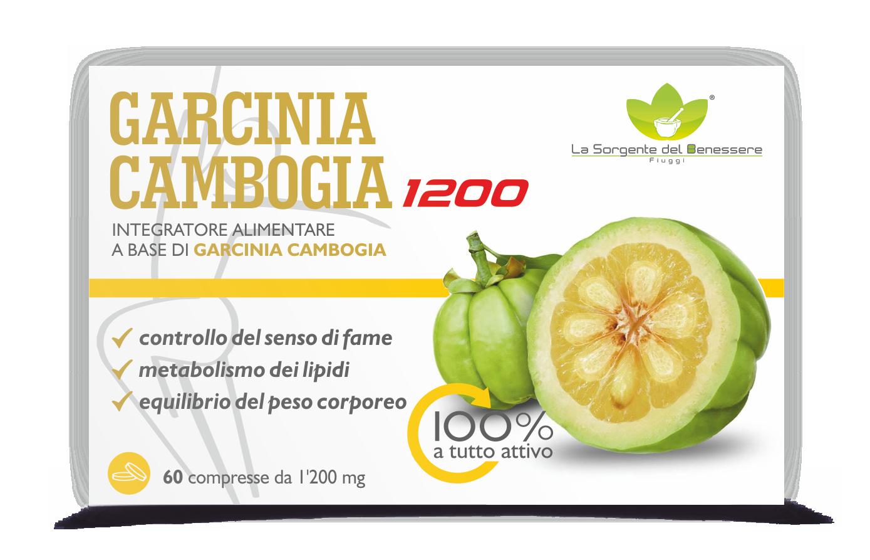GARCINIA CAMBOGIA 1200